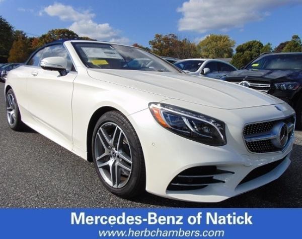 2019 Mercedes-Benz S-Class in Natick, MA