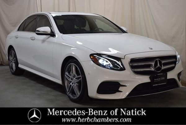 2017 Mercedes-Benz E-Class in Natick, MA