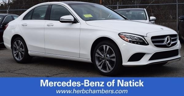 2019 Mercedes-Benz C C 300