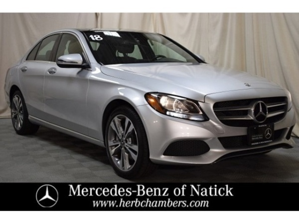 2018 Mercedes-Benz C-Class in Natick, MA