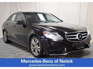 2016 Mercedes Benz E Cl 350 4matic Luxury Sedan For In Natick