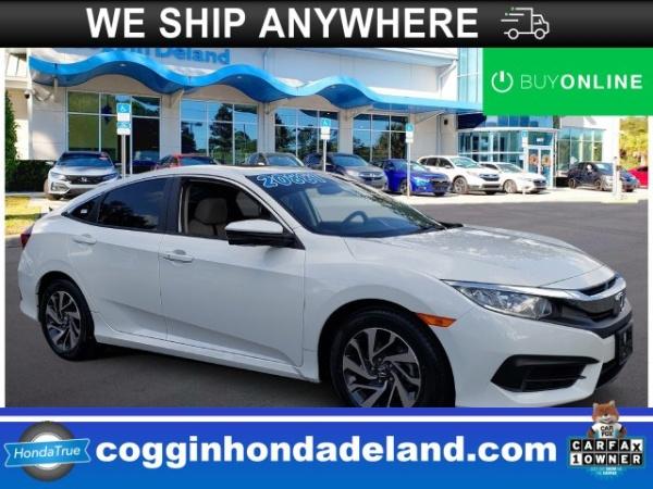 2018 Honda Civic in Orange City, FL