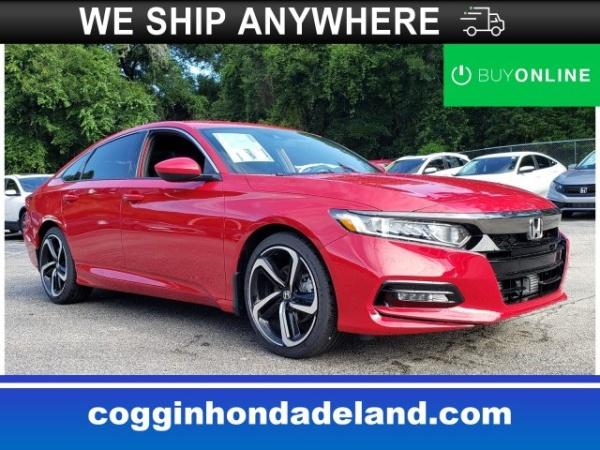 2019 Honda Accord in Orange City, FL