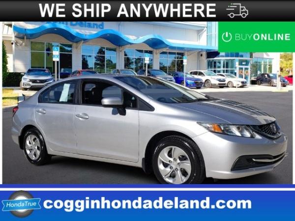 2015 Honda Civic in Orange City, FL