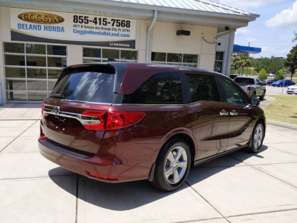 2020 Honda Odyssey in Orange City, FL