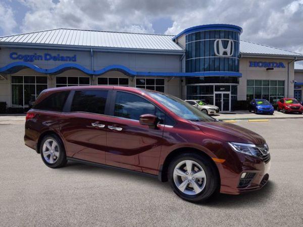 2020 Honda Odyssey in Orange City, FL