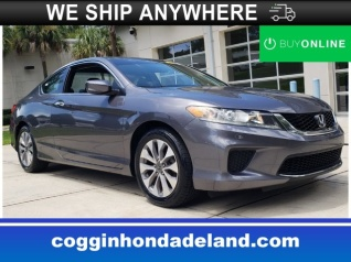 Used Honda Accord Coupes for Sale in Kissimmee, FL | TrueCar