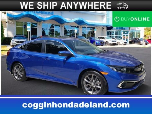 2020 Honda Civic in Orange City, FL