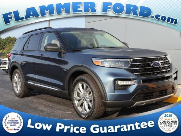 2020 Ford Explorer in Spring Hill, FL