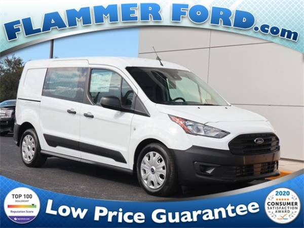 2021 Ford Transit Connect