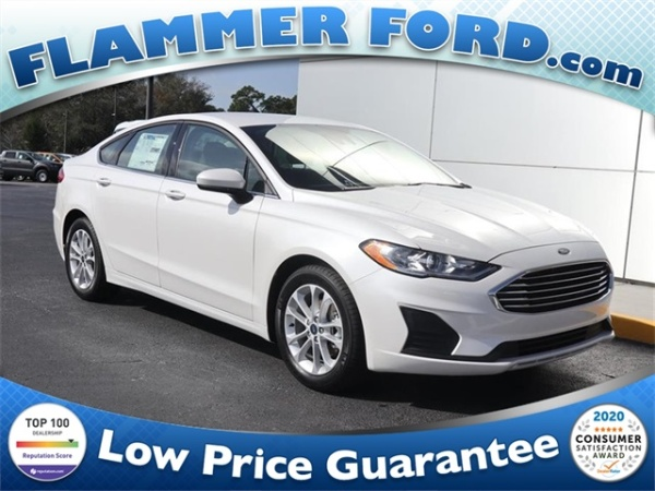 2020 Ford Fusion in Spring Hill, FL