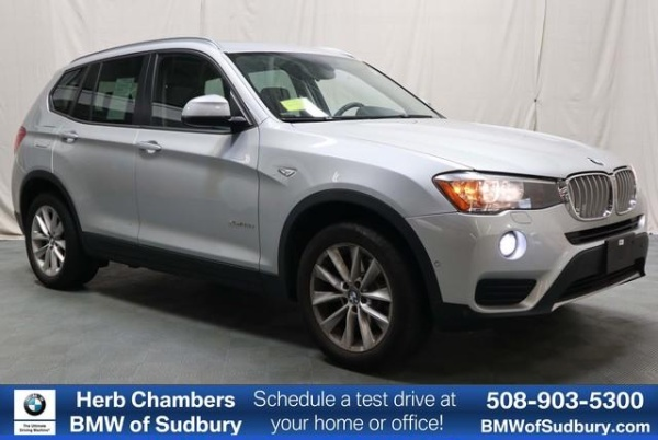 2015 BMW X3 in Sudbury, MA