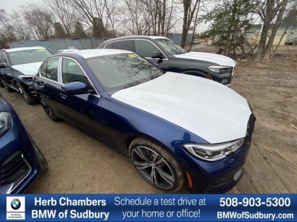 2020 BMW 3 Series in Sudbury, MA