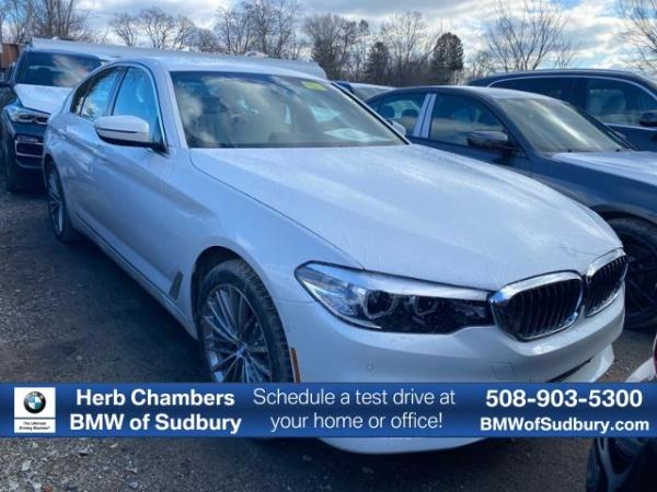 2020 BMW 5 Series in Sudbury, MA