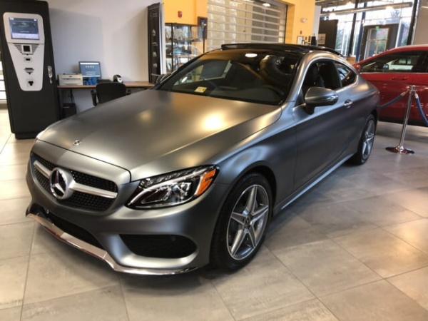 New mercedes benz c for sale in arlington va u s news for Mercedes benz arlington va