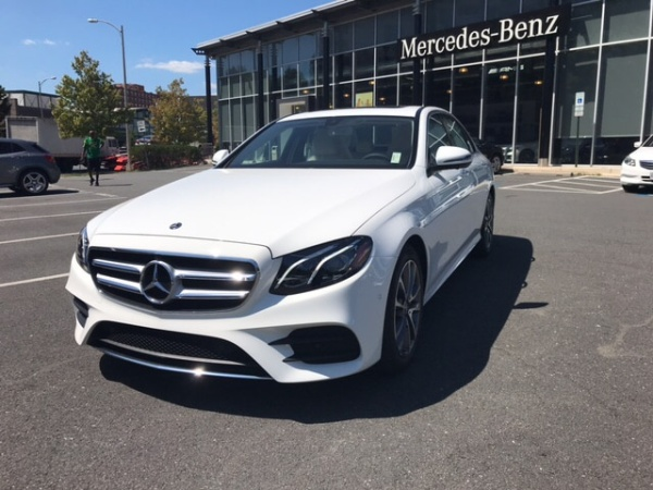 2020 Mercedes-Benz E-Class in Arlington, VA