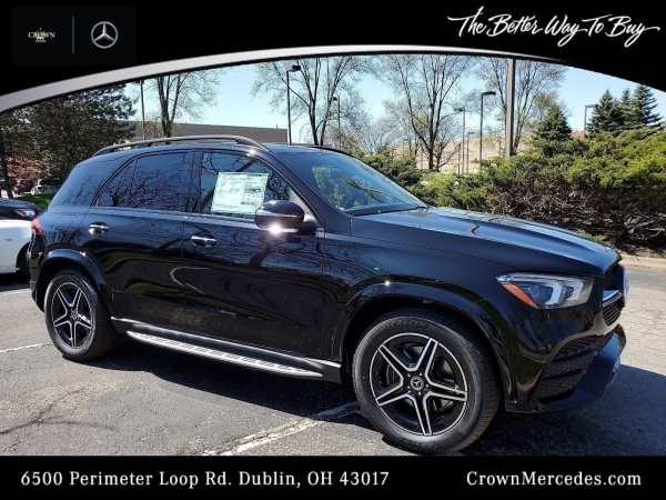 2020 Mercedes-Benz GLE in Dublin, OH