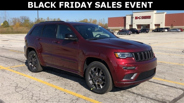 2020 Jeep Grand Cherokee in Lansing, IL