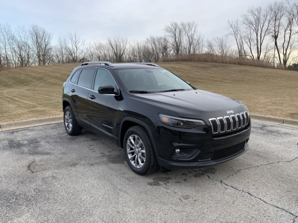 2020 Jeep Cherokee in Lansing, IL
