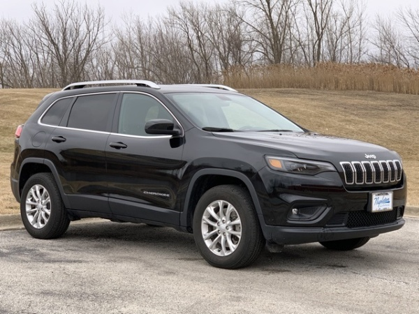 2019 Jeep Cherokee in Lansing, IL