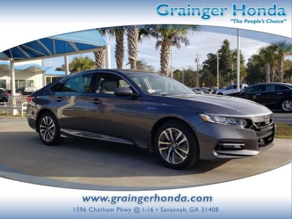 2020 Honda Accord in Garden City, GA