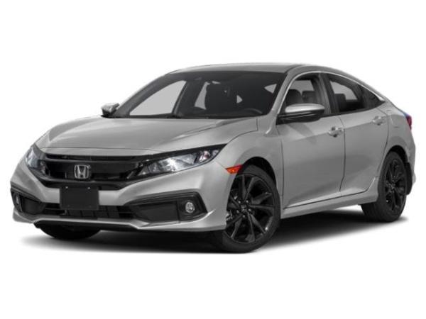 2019 Honda Civic in Garden City, GA