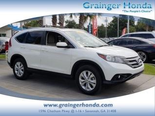 Used 2013 Honda CR V EX L FWD For Sale In Garden City,