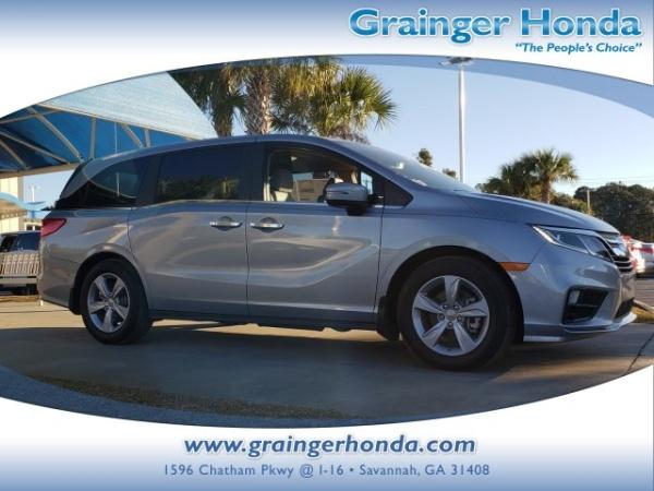 2020 Honda Odyssey in Garden City, GA