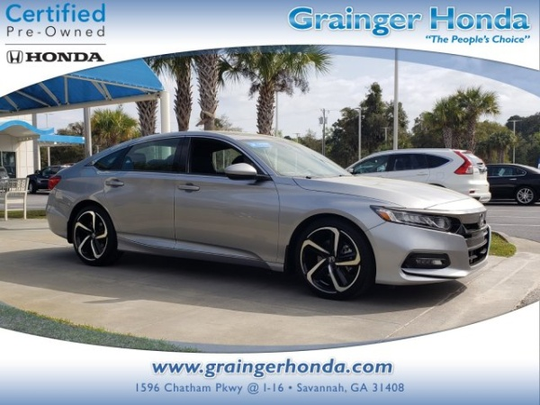 2018 Honda Accord in Garden City, GA
