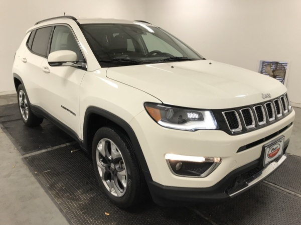 2018 Jeep Compass in Pharr, TX