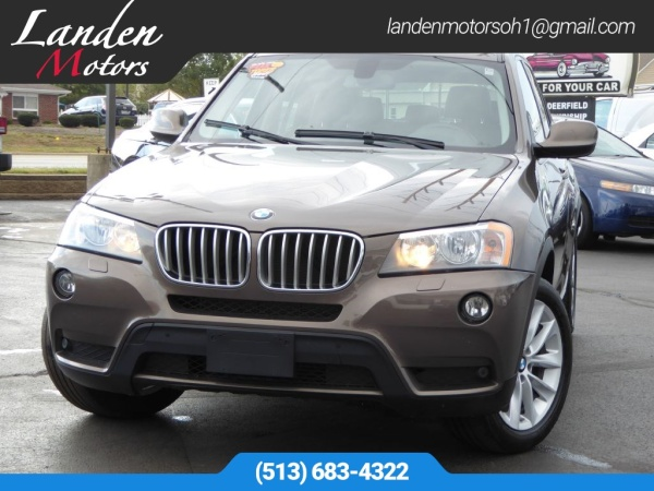 2014 BMW X3 in Loveland, OH