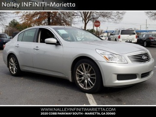 Used Infiniti G G37 Sedans For Sale In Roswell Ga 22 Listings In