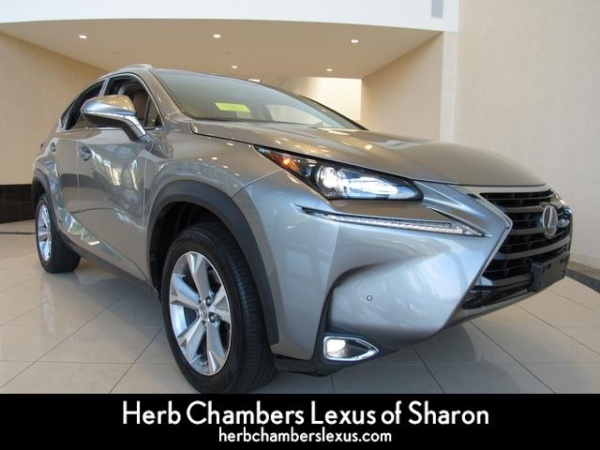 2017 Lexus NX in Sharon, MA