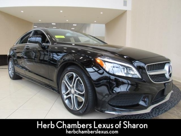 2016 Mercedes-Benz CLS in Sharon, MA