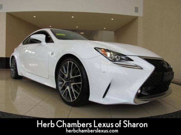 2017 Lexus RC in Sharon, MA