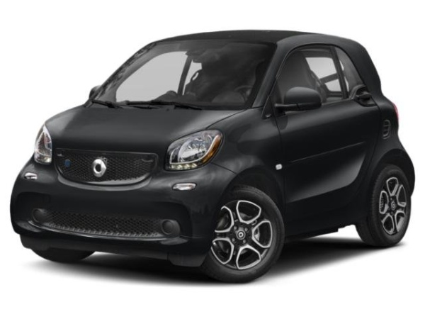 2018 Smart Fortwo Pure