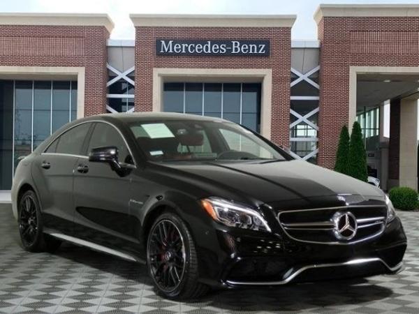 2015 Mercedes-Benz CLS-Class CLS 63 AMG S-Model