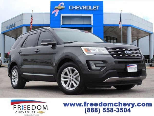 2017 Ford Explorer in San Antonio, TX