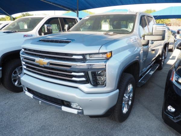 2020 Chevrolet Silverado 2500HD in San Antonio, TX