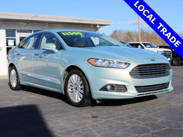 2014 Ford Fusion in Winston Salem, NC