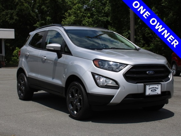 2018 Ford EcoSport in Winston Salem, NC
