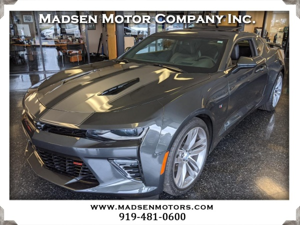 2018 Chevrolet Camaro in Cary, NC