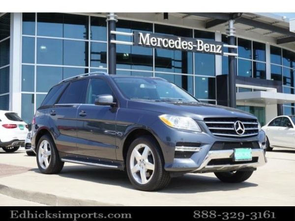 2015 Mercedes-Benz M-Class in Corpus Christi, TX