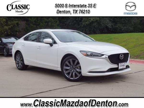 2020 Mazda Mazda6 in Denton, TX