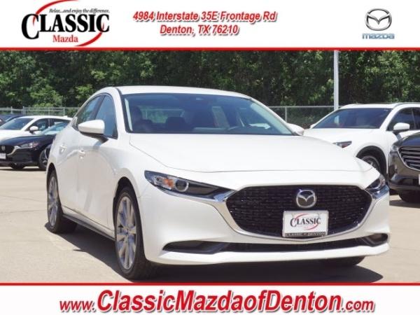 2019 Mazda Mazda3 in Denton, TX
