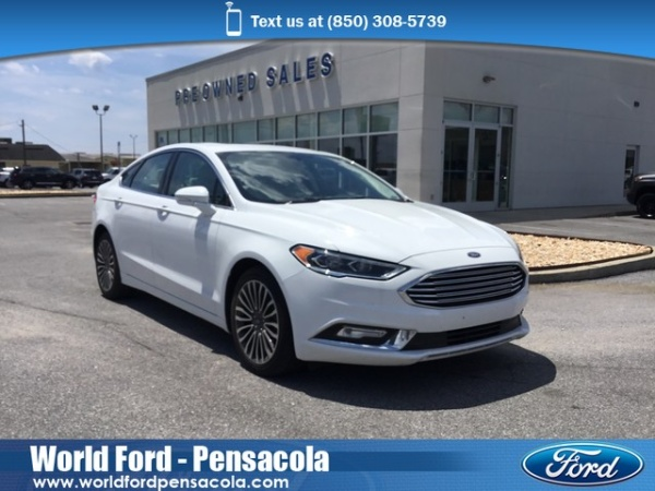 2018 Ford Fusion in Pensacola, FL