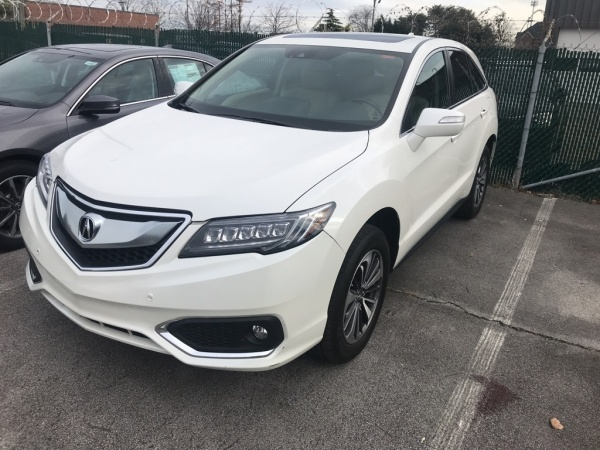 2017 Acura RDX in Knoxville, TN