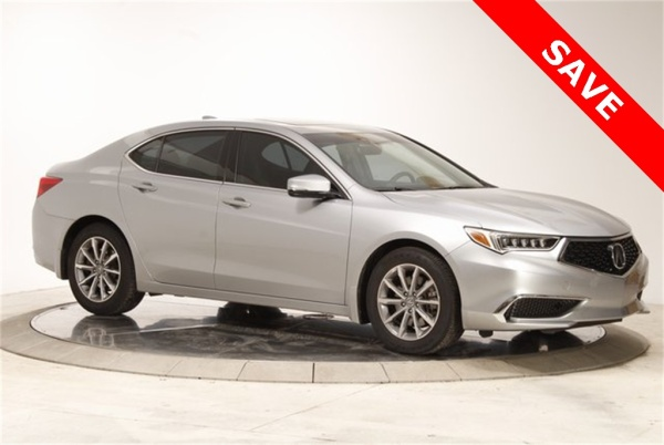 2018 Acura TLX 2.4L FWD with Technology Package
