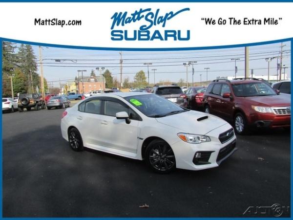 2019 Subaru Impreza WRX Base