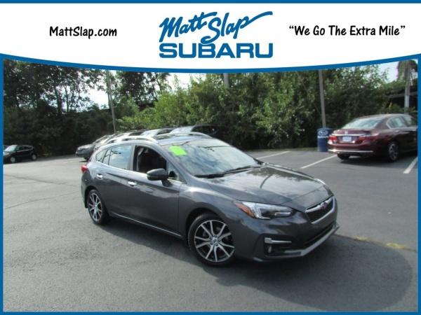 2018 Subaru Impreza in Newark, DE